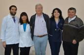Servicio de Neurología del hospital Barros Luco celebró 5 años de Trombolisis exitosa