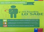 Semana Nacional del Donante de Órganos