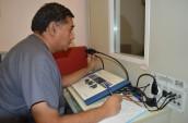 Nuevo audiometro para pacientes de Otorrinolaringología