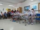 Semana de la Lactancia en  Hospital Barros Luco